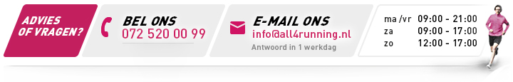 bel of e-mail ons