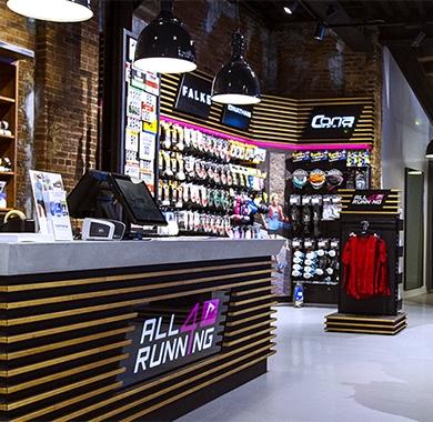 All4running store