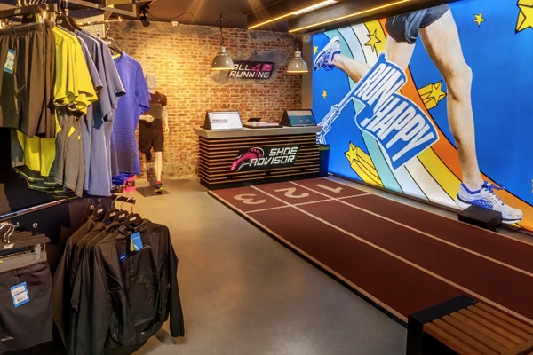 All4running Store Amsterdam
