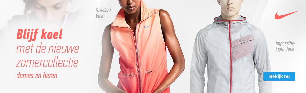 Nike running zomercollectie 2015