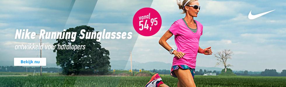 Nike Running Sunglasses zonnebrillen voor hardlopers