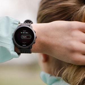 Horloges met GPS
