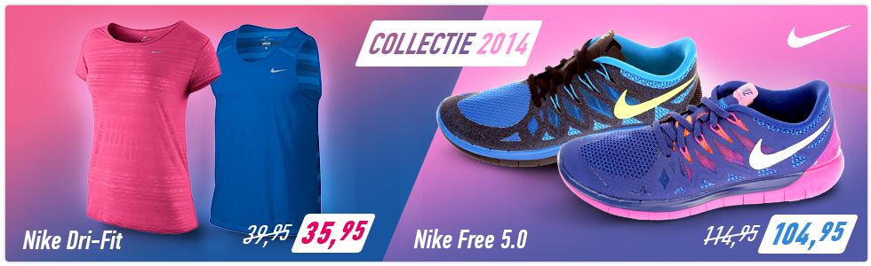 nike collectie 2014