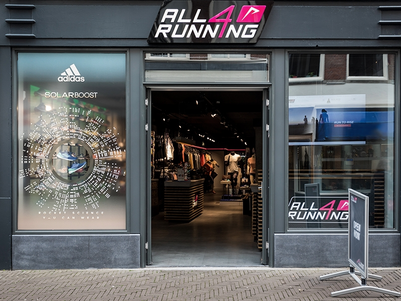 All4running Store Den Haag